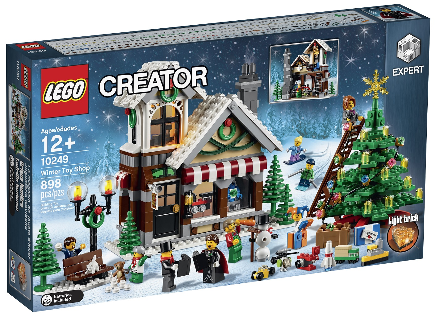 Lego 2013 Holiday Sets 1/2 2/2 (HR Images) - Special LEGO Themes ...