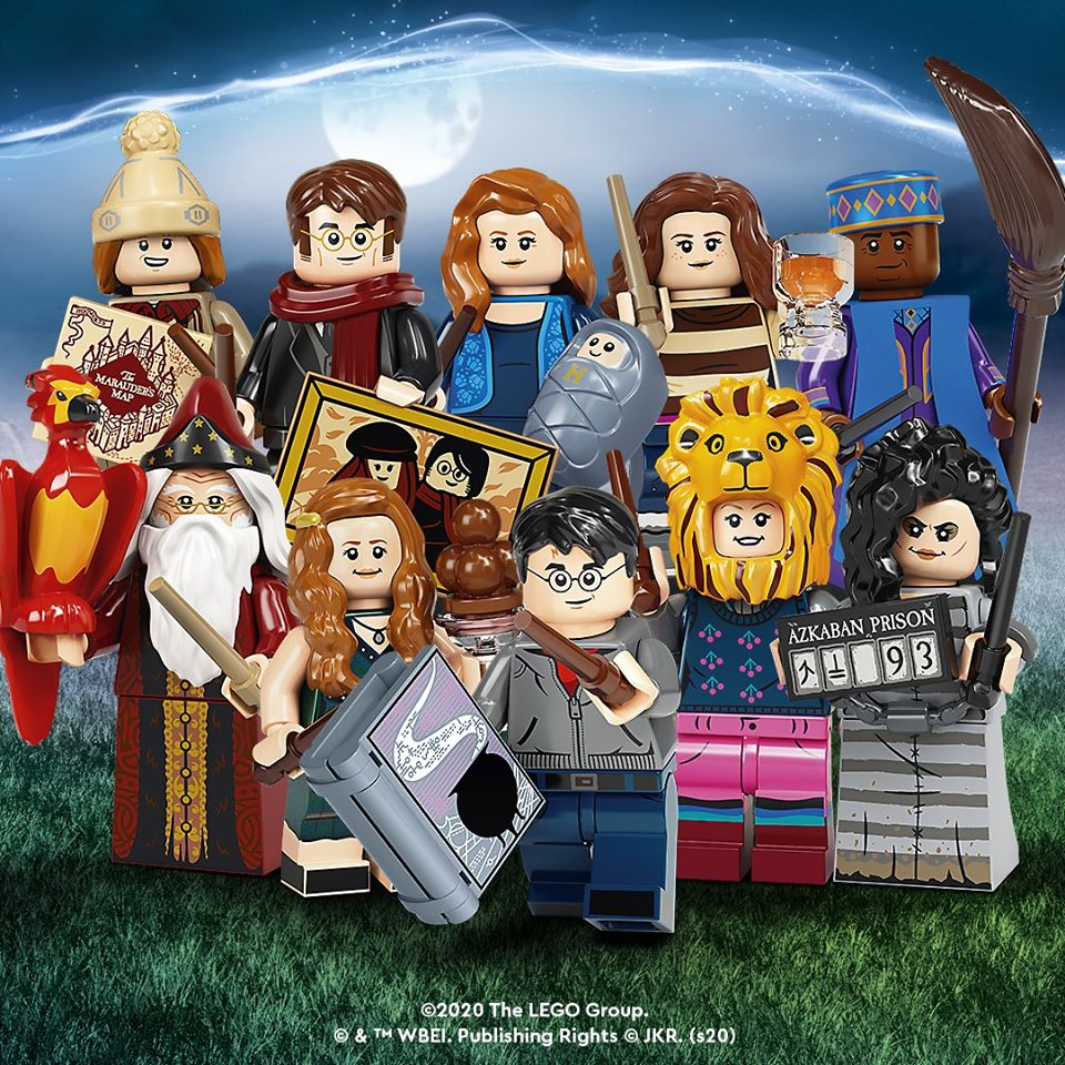 LEGO 71028 Harry Potter Series 2 Minifigures NEW SEALED IN STOCK ~You Pick~