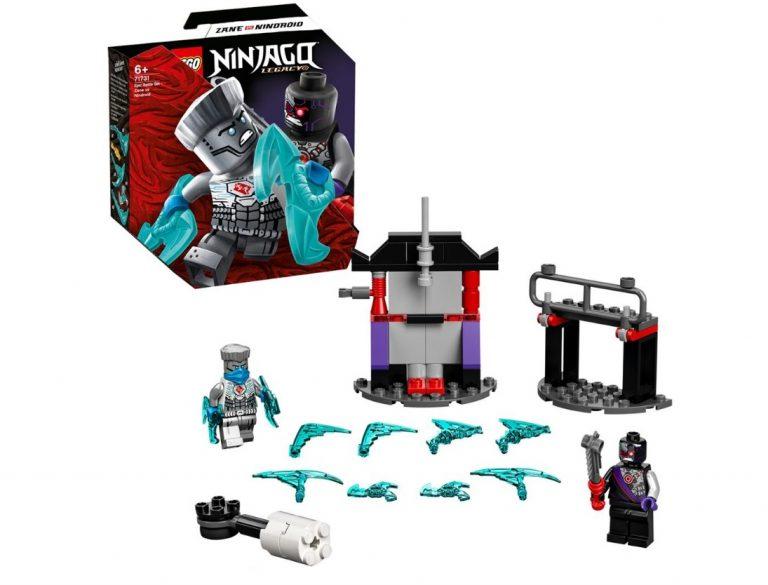 2021 LEGO Ninjago Legacy Sets (71737 71731 71732 71733 ...