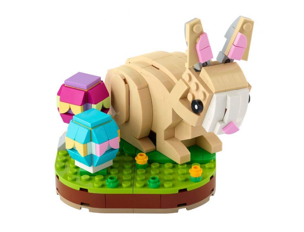 LEGO 40463 Easter Bunny 2021 Set Images